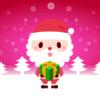 クリスマスのグリーティングカード用にサンタを描こう!