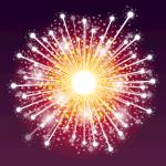 イラストレーターで花火を描こう!